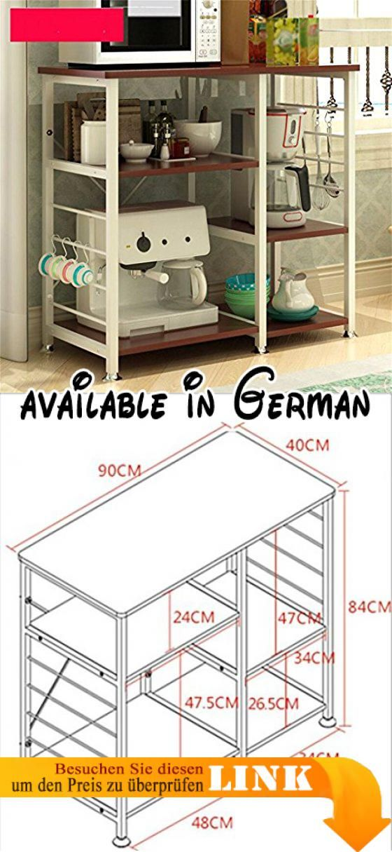 B078WR33SY  LY Kitchen furniture Kreative Küche Regal