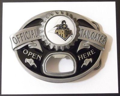 Purdue Boilermakers Tailgater Buckle 24145 College Belt