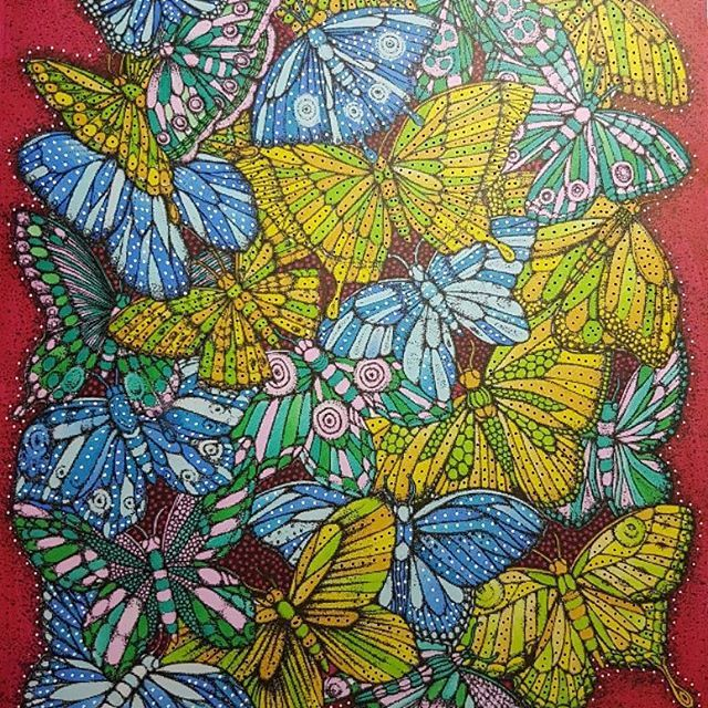 butterfly colouring page by mrs_s_colouring