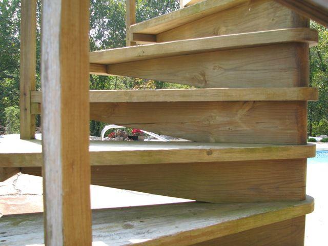 Wooden Outdoor Circular Staircase Outdoor Spiral Stairs   Spiral Staircase Outdoor Near Me