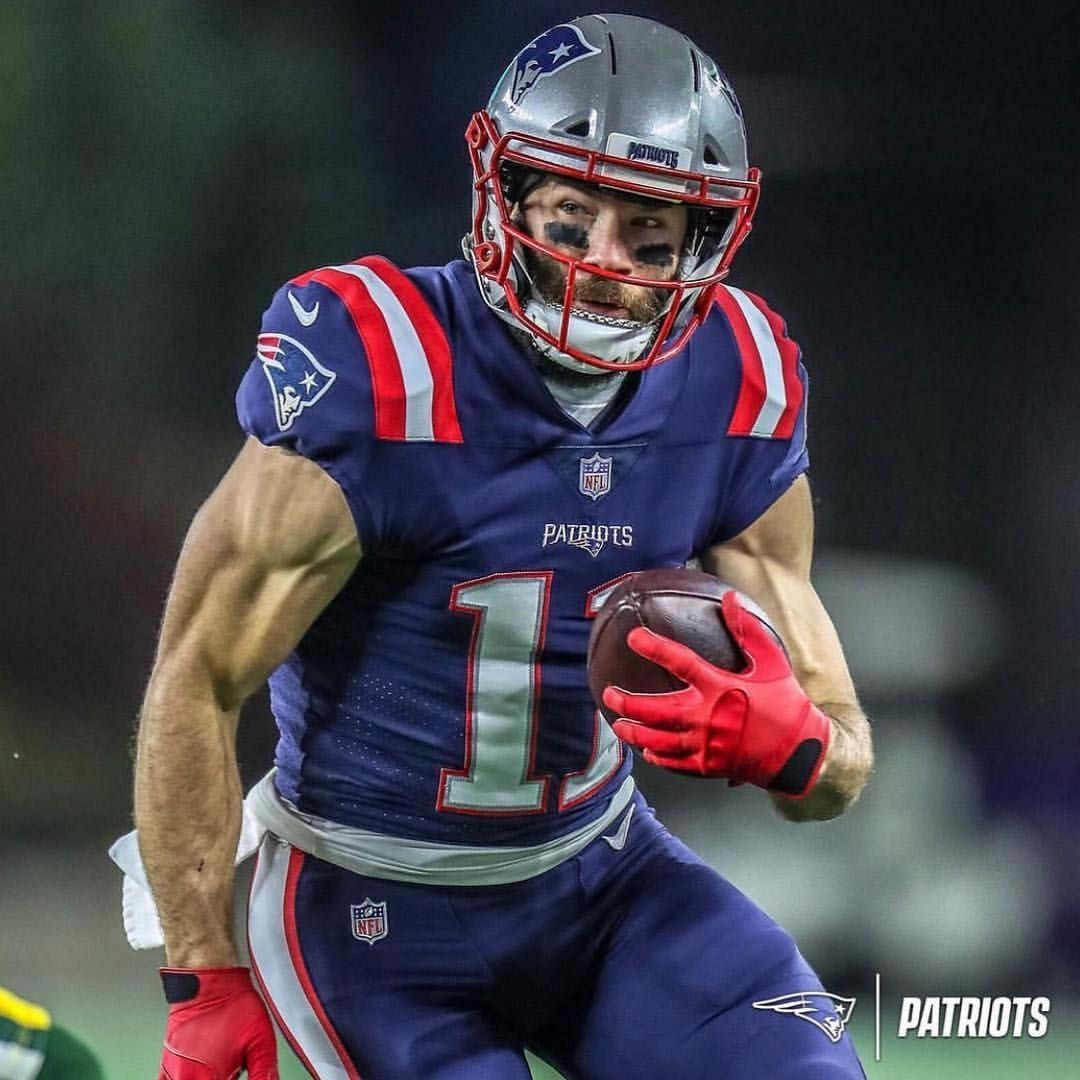 Edelman11 Follo New England Patriots Merchandise New England Patriots Football