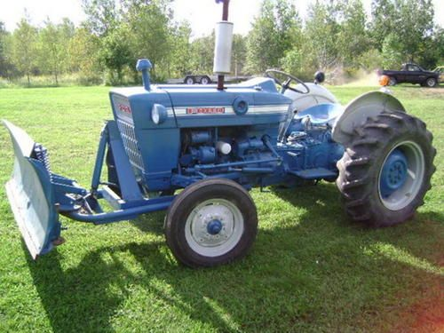 Ford 3000 Tractor Duals : Ford tractors google search farm