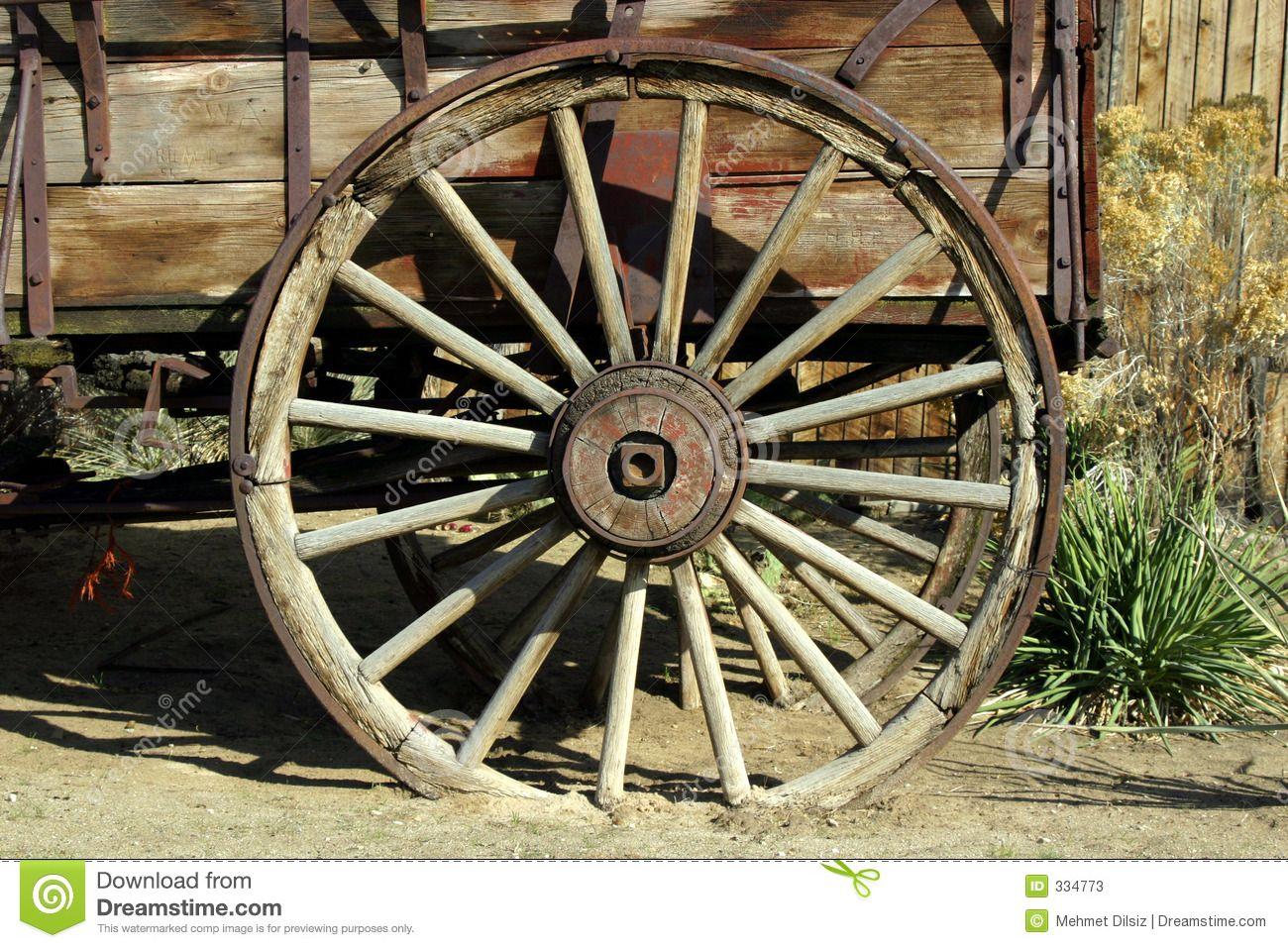 Antique Wagon Wheels | Old Antique Wagon Wheel Stock Photos   Image: 334773