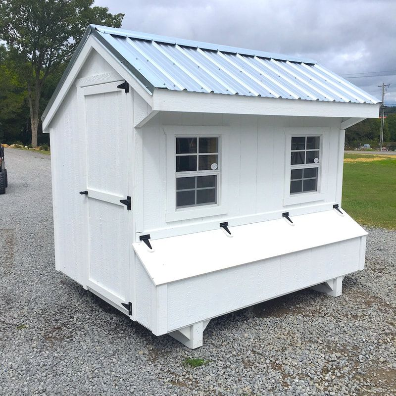 In Stock Chicken Coops At Smucker Farms Smucker Farms Nashville Tn Chicken Coop Coops Chicken