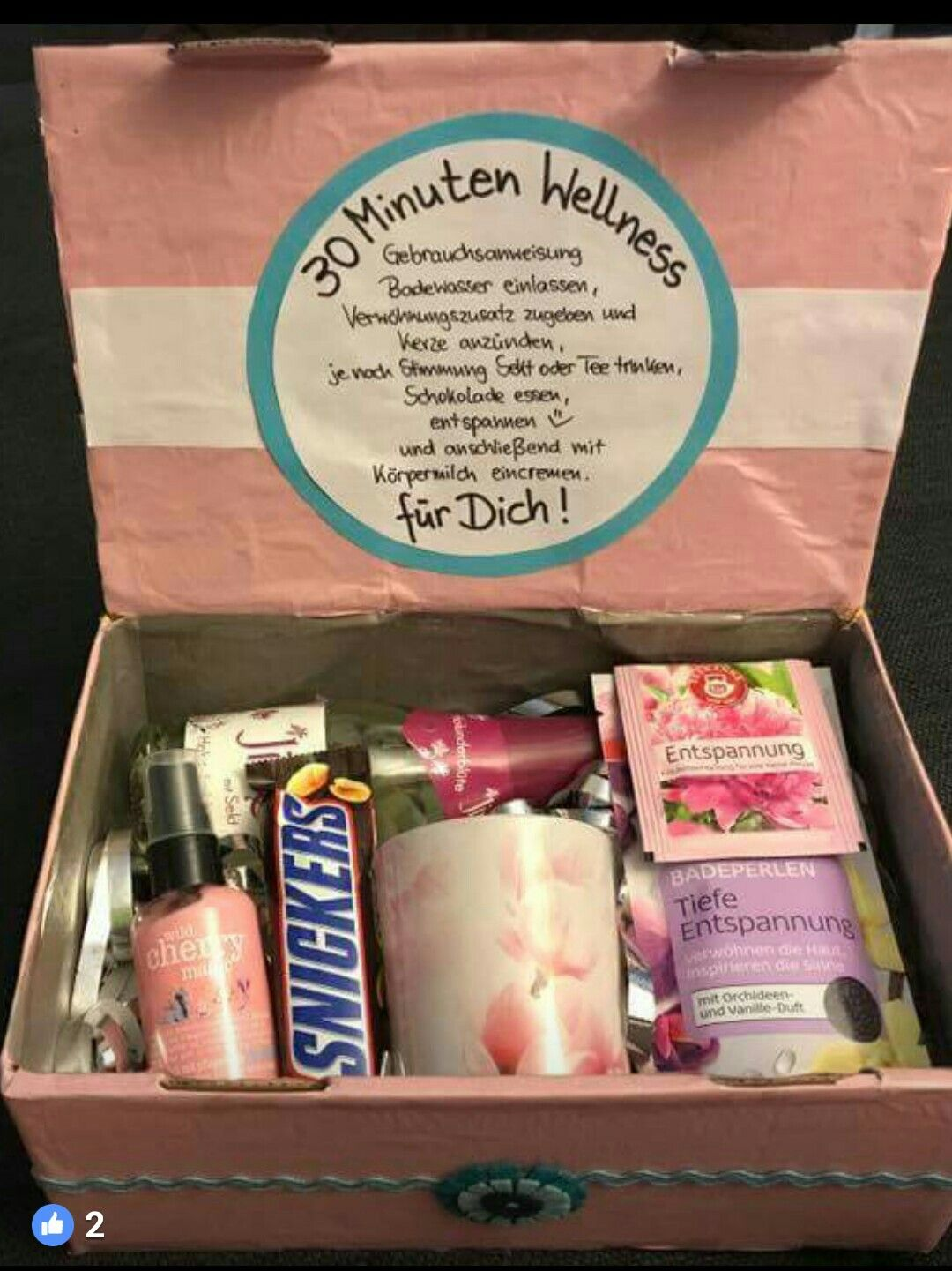 Geschenkidee Frauen  Wellness geschenke, Geburtstag geschenke