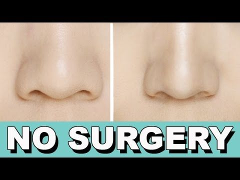 Unbelievable Exercises That Will Help Keep Your Nose In Shape - Make nose smaller shape easy exercise