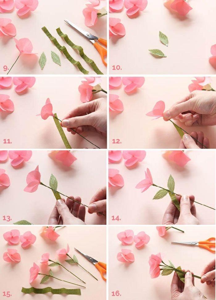 ▷ 1001+ Ideen, wie Sie Papierblumen basteln können   Wedding ...