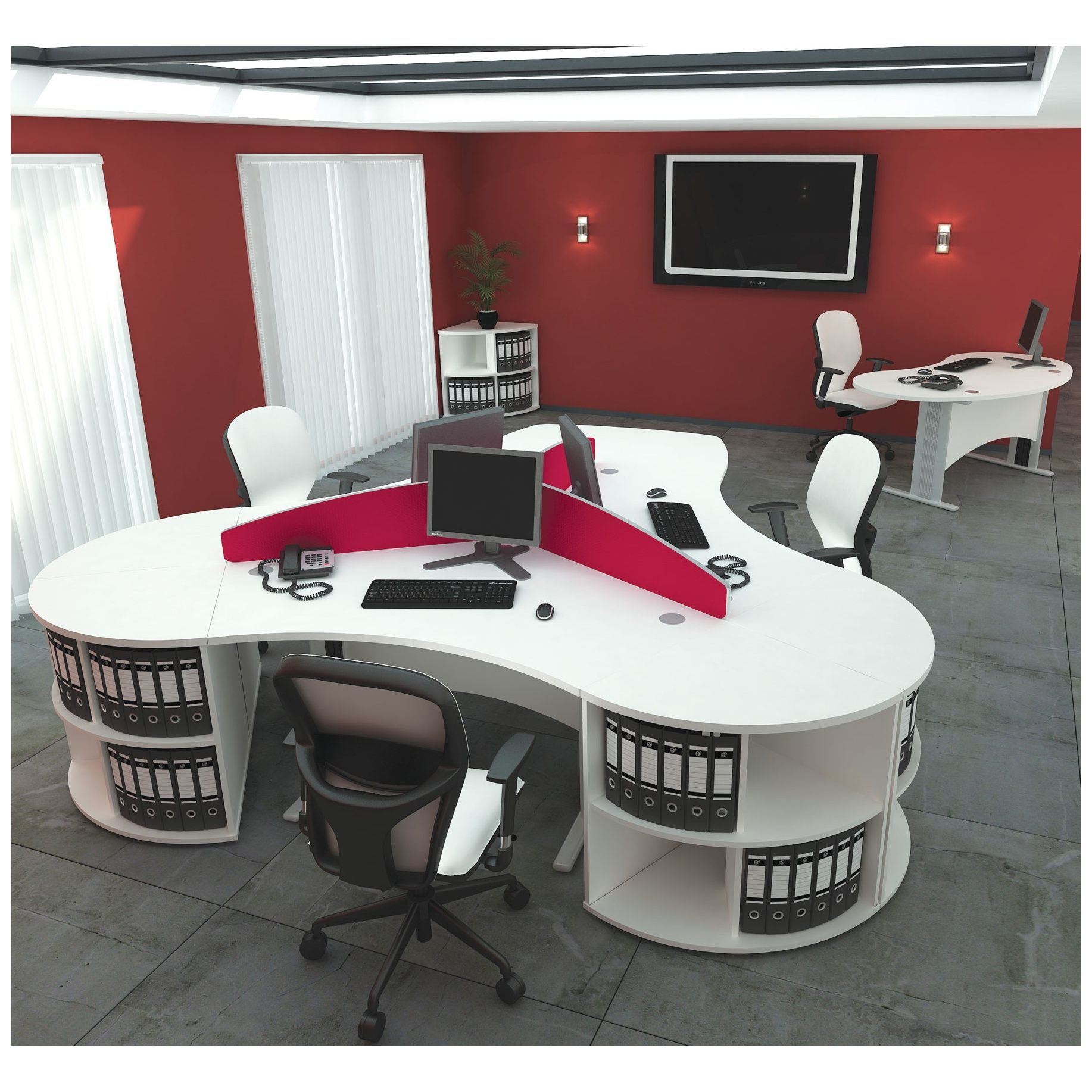 Accolade Cluster Desks Cheap Accolade Cluster Desks From Our