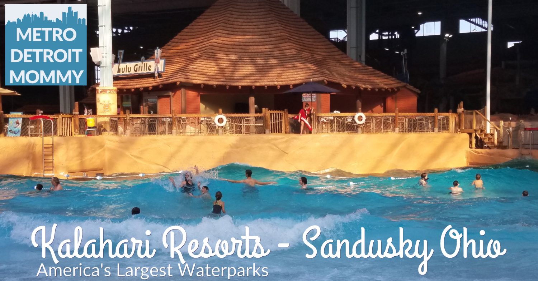 Kalahari Resorts In Sandusky Ohio Is The Nations Second Largest Indoor Waterpark Kalahari Pocono Mountain Resort I Sandusky Indoor Waterpark Kalahari Resorts