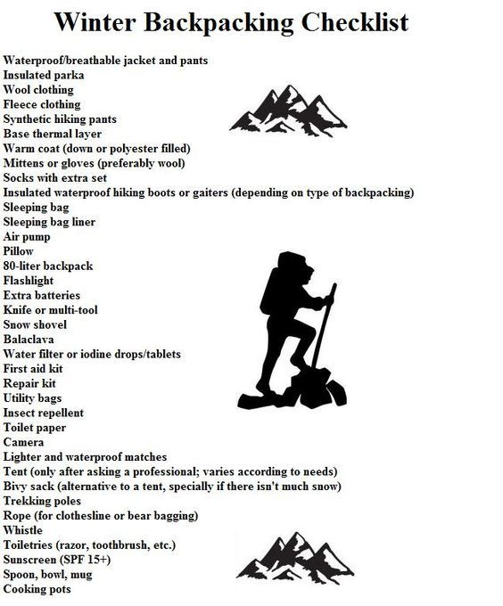 Photo of Winter Camping and Backpacking Guide – Thrifty Outdoors Man