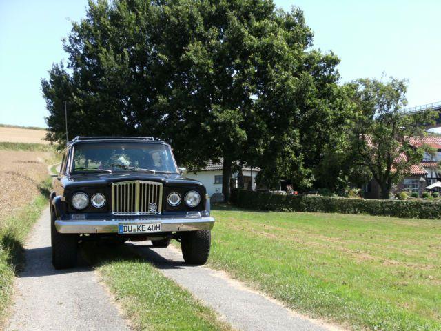 jeep wagoneer jeep cherokee chief jeep cj oldtimer als. Black Bedroom Furniture Sets. Home Design Ideas
