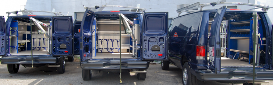 Commercial Van Interiors >> Advantage Outfitters Is A One Stop Commercial Van And Truck