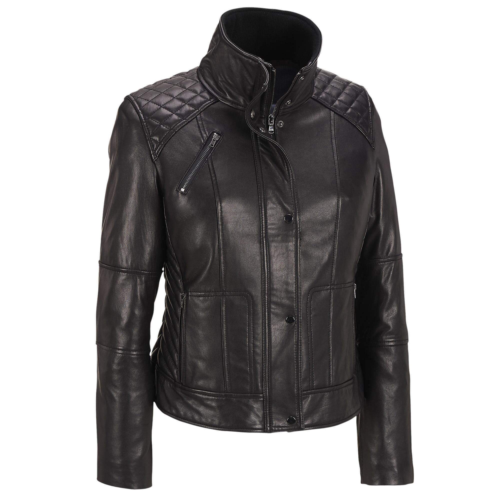 Wilsons Leather Brands Wilsons Leather Leather Jacket Leather [ 2000 x 2000 Pixel ]