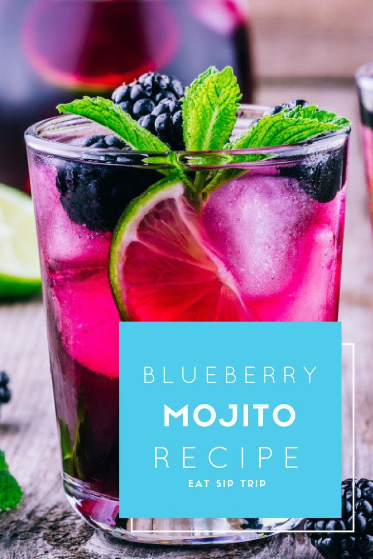 Take advantage of #berry season with this #blueberry #mojito. #recipe #easyrecipe #pantryinsiders #blueberrymojito Take advantage of #berry season with this #blueberry #mojito. #recipe #easyrecipe #pantryinsiders #blueberrymojito