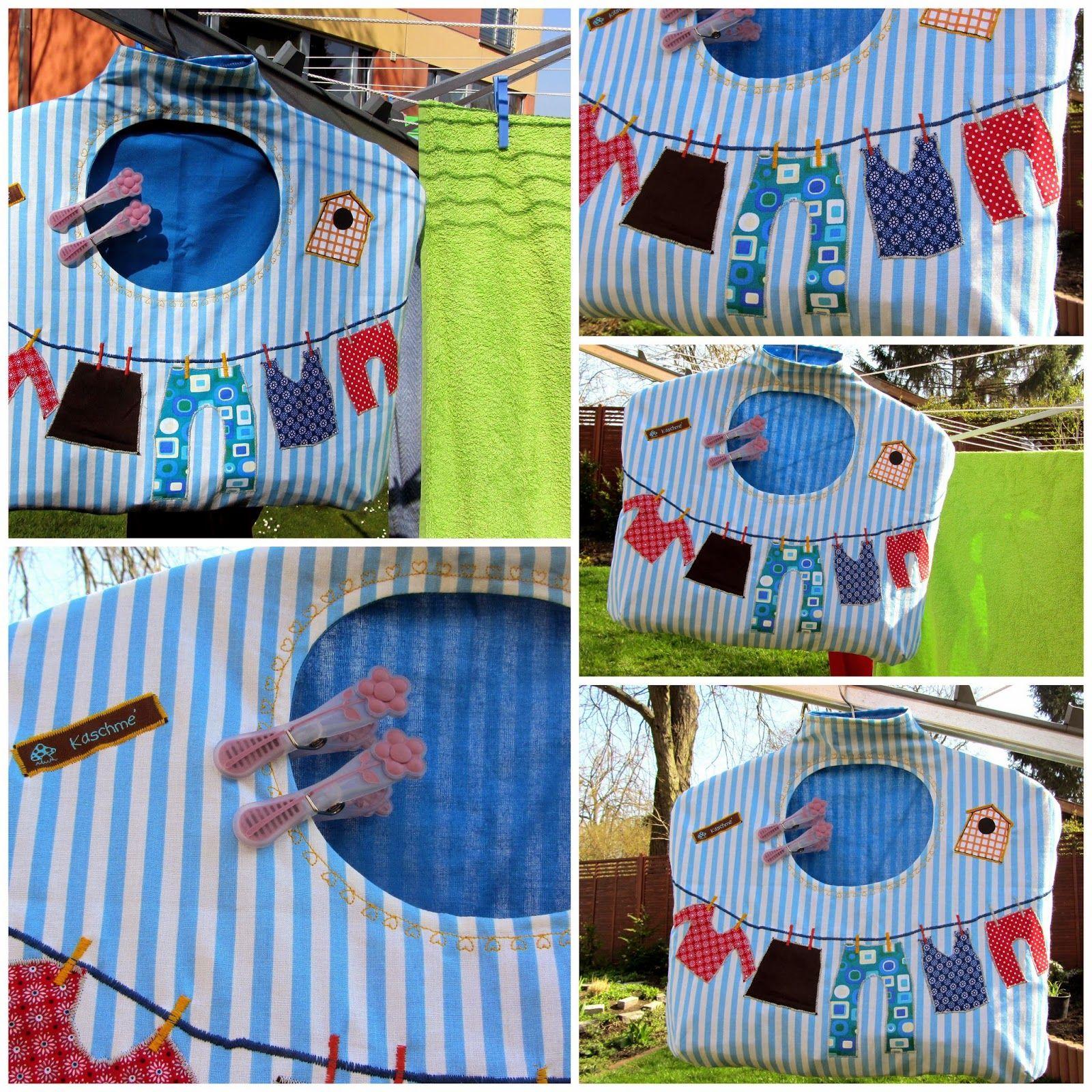 Wäscheklammerbeutel | швейные дела | Pinterest | Peg bag and Taschen