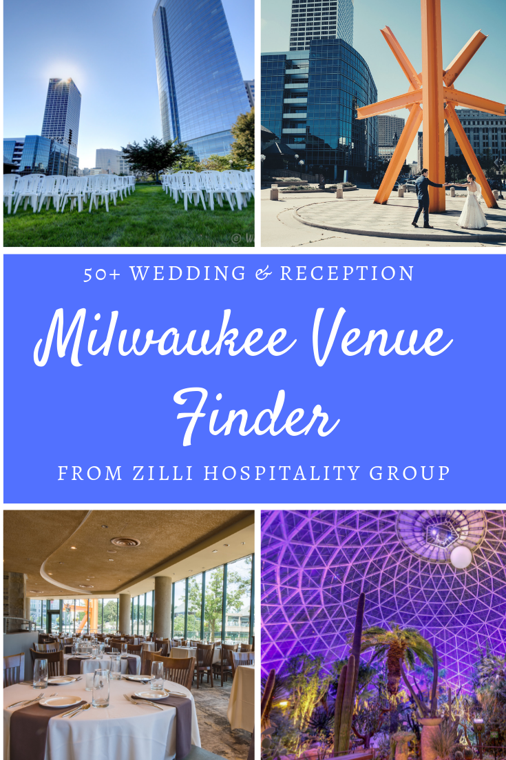 An Inside Look at 50+ Milwaukee Wedding & Reception Venues