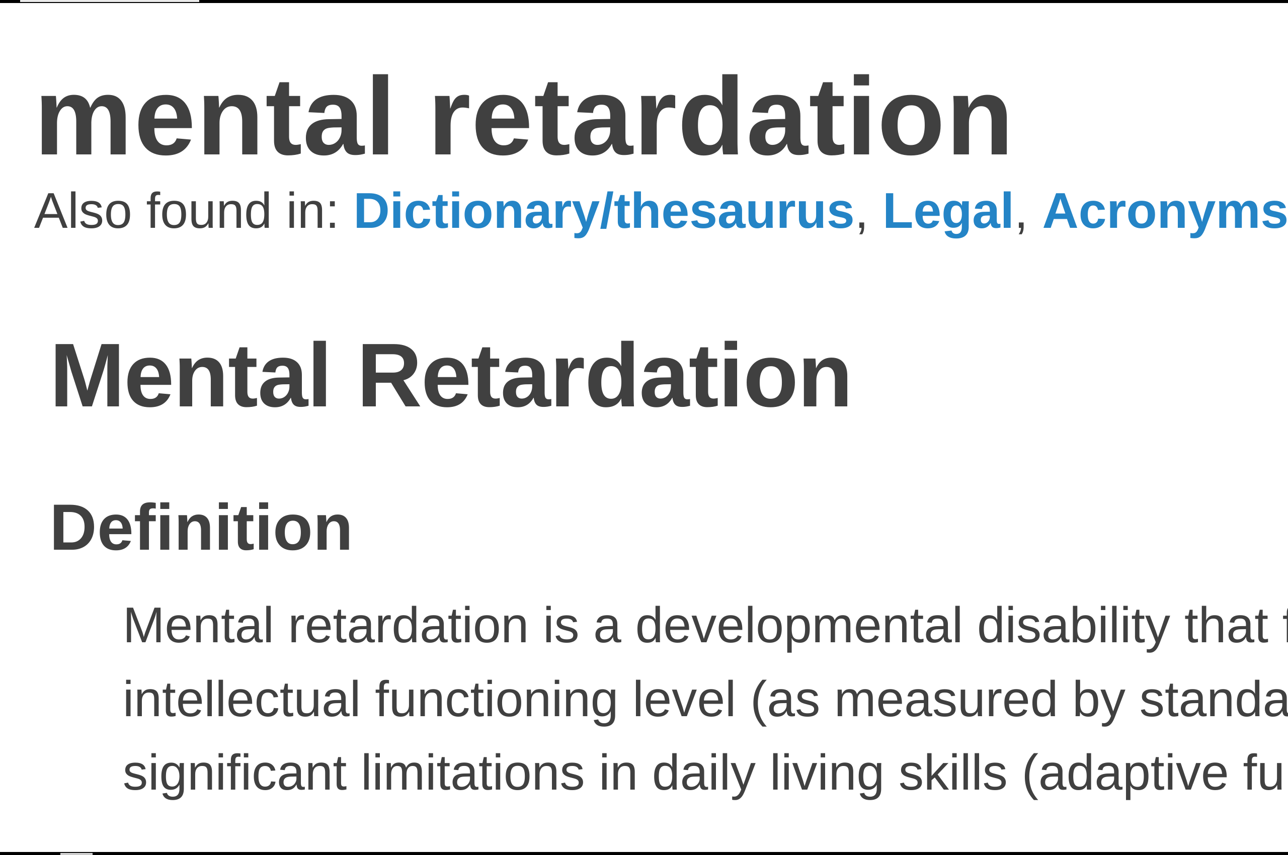 pin by phd md on mental retardation law & legal definition