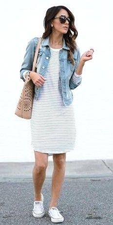 20 Cute Spring Outfits Ideas For Women 2020