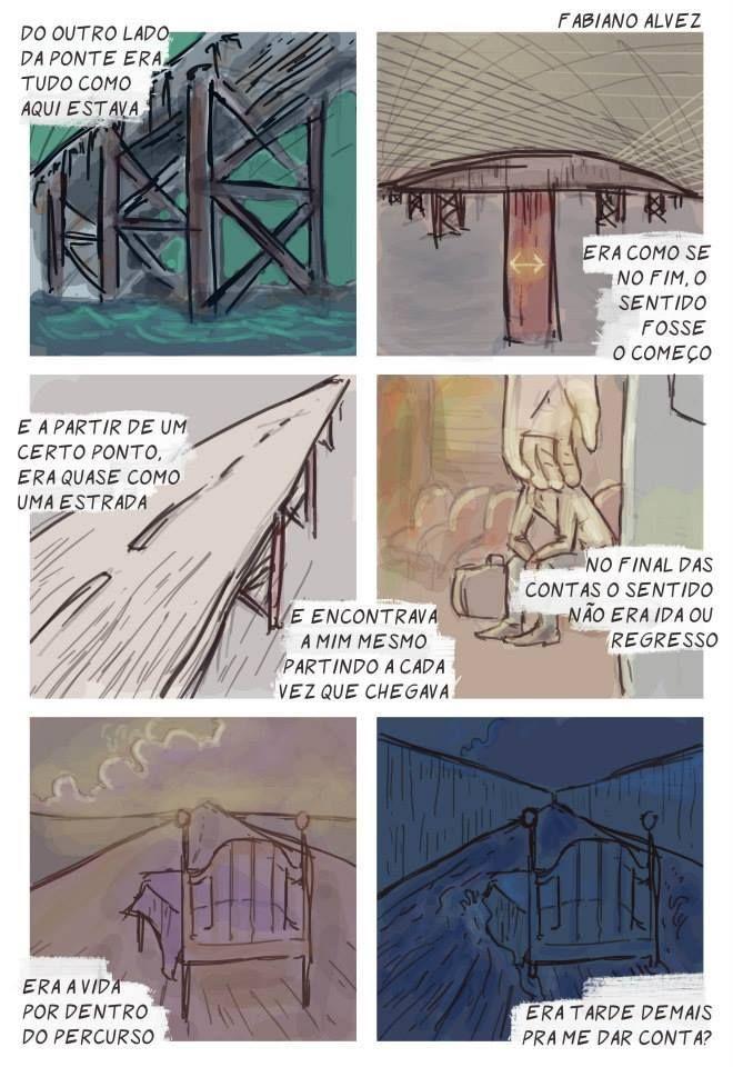 Deposito De Tirinhas Por Fabiano Alvez O Adoravel Desastre
