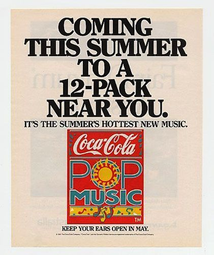 Coca-Cola 1990 - 1999