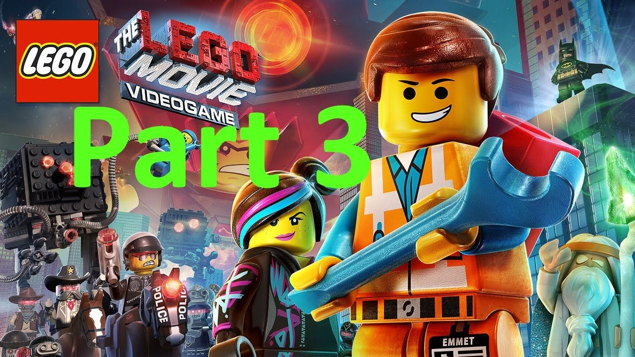 Kids Gaming The Lego Movie Videogame Part 3 The Old West Xbox One