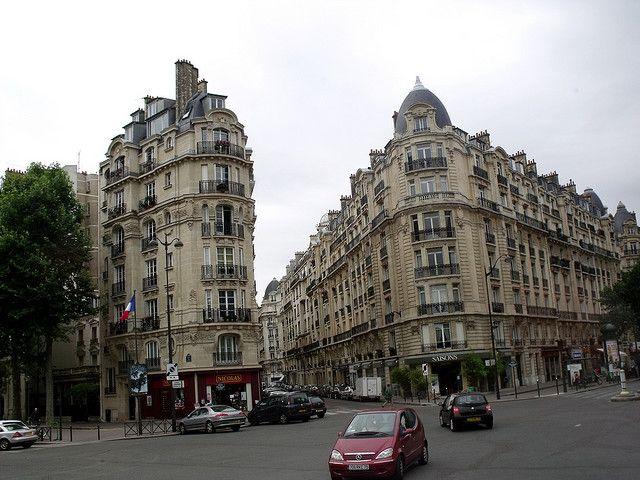 Rue Du Laos Avenue De Suffren Paris