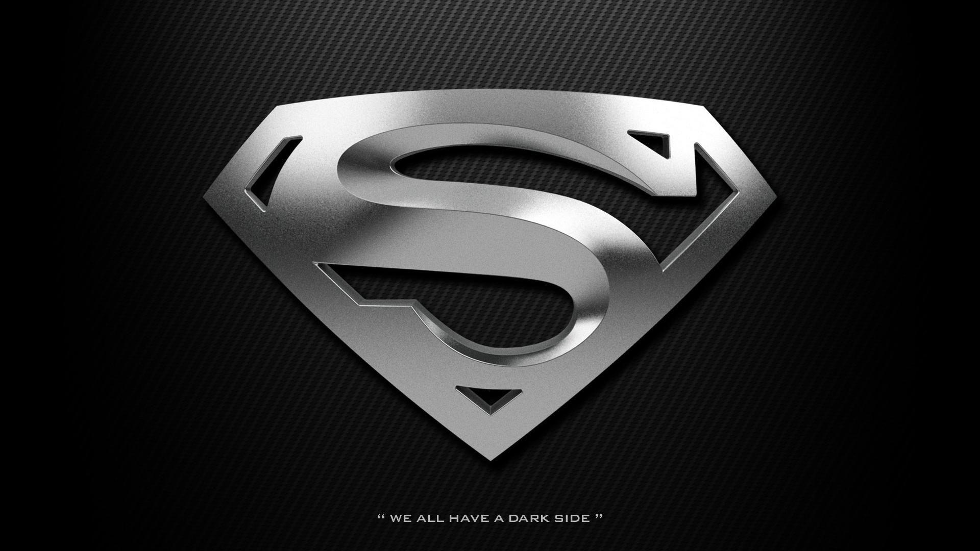 Superman Logo HD Wallpapers Meglátogatandó helyek