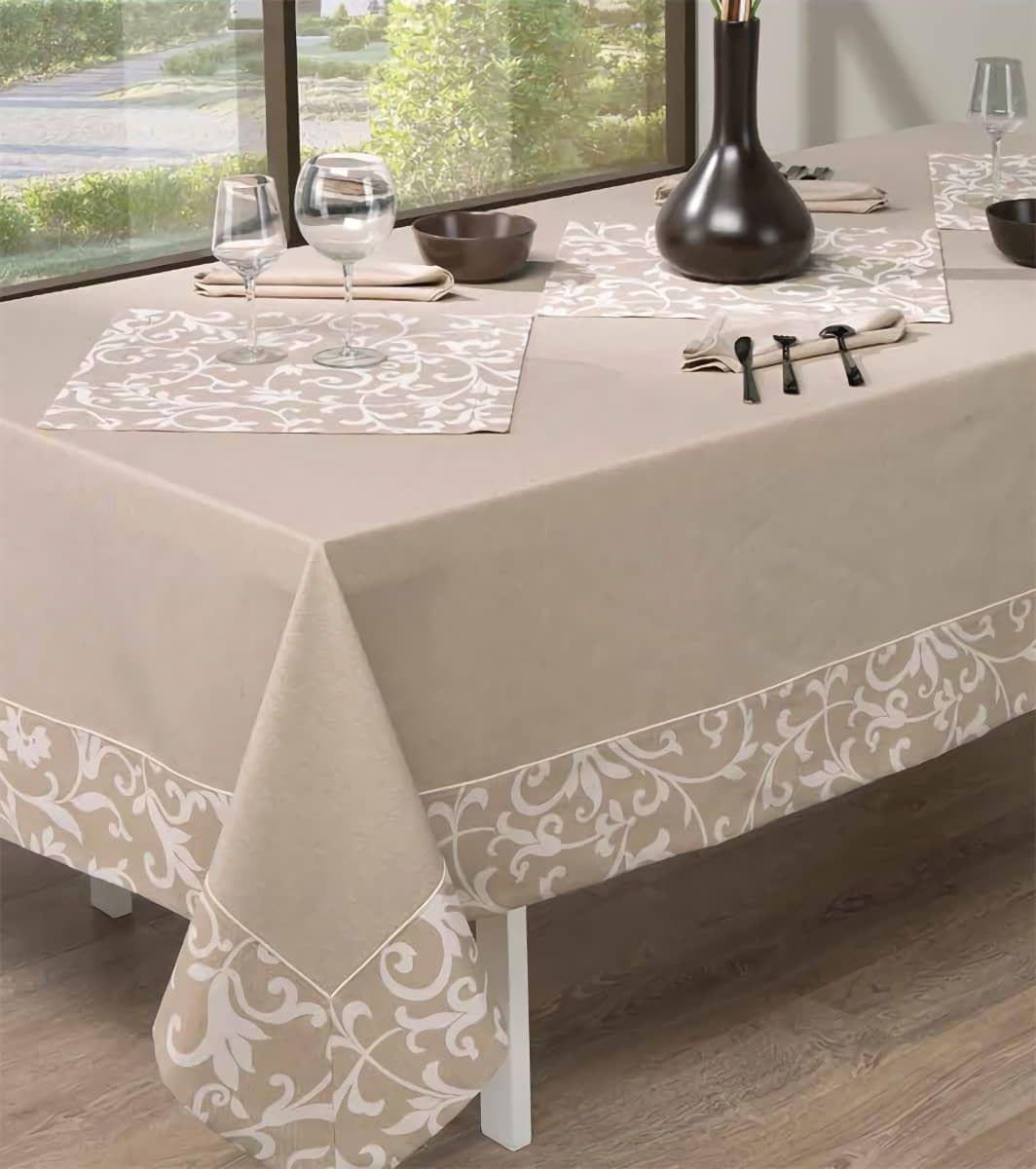 Tovaglia Da Tavola Moderna prehozy, deky, záclony,vankúše panosundaki pin