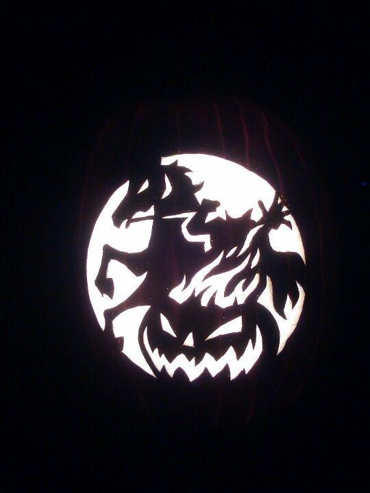 Headless Horseman Pumpkin Pumpkin Carving Pumpkin Carvings Stencils Unicorn Pumpkin