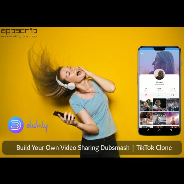 🎵Dub ly | Dubly-Tictok/Dubsmash clone | Tik tok, Trending