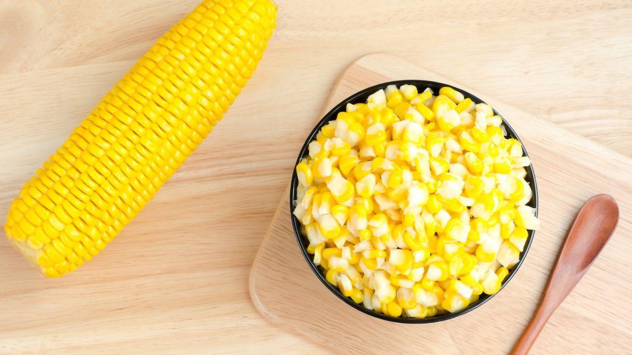 طريقة عمل ذرة مسلوقة Boiled Corn Corn Vegetables