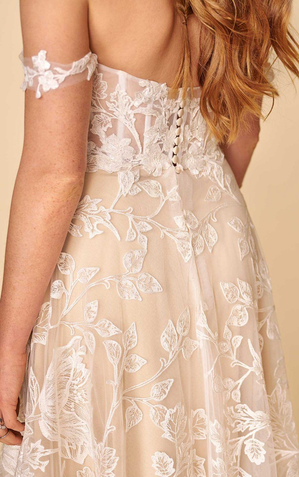 Bohemian Princess Wedding Dress All Who Wander in 2020