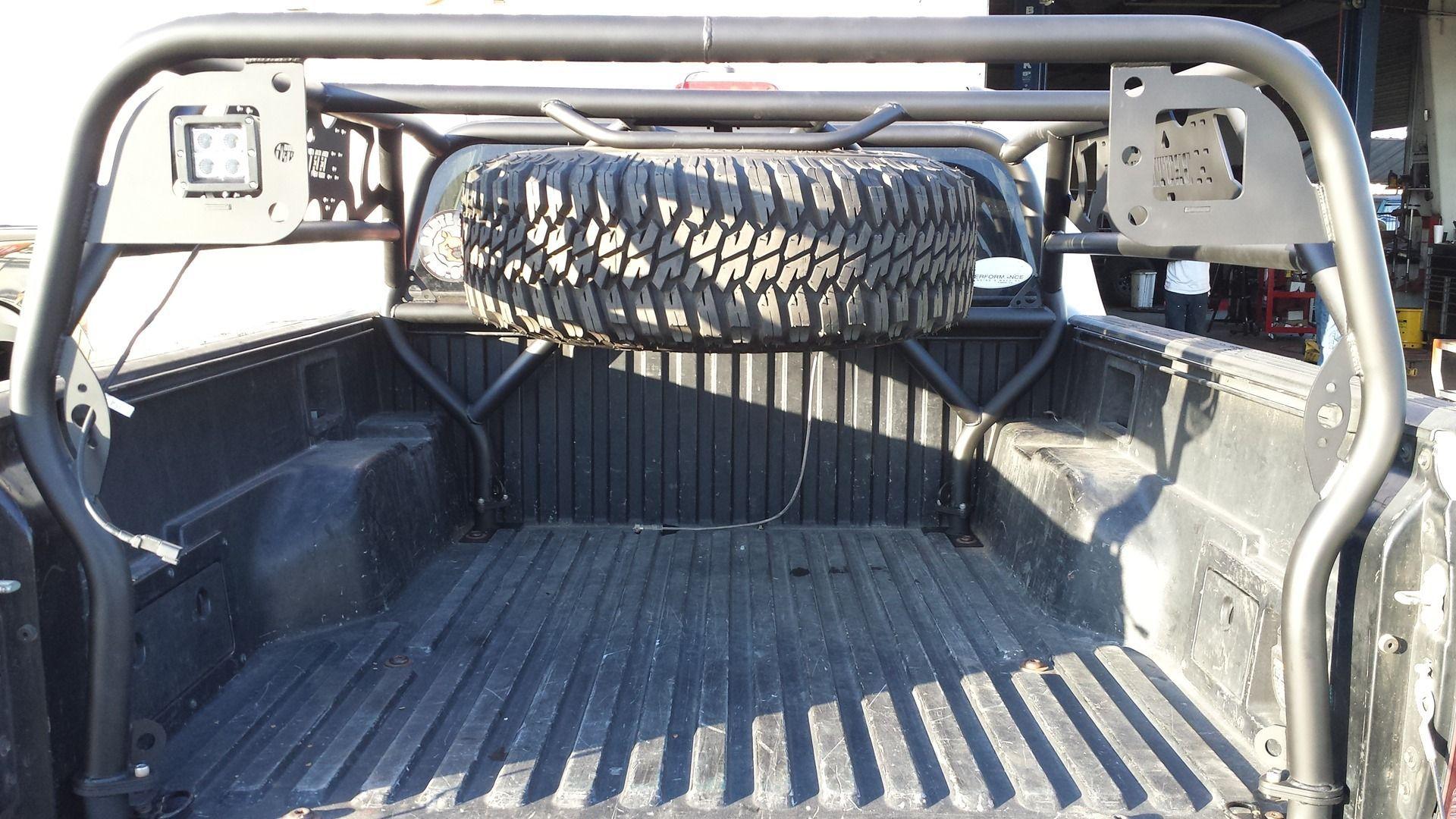Image result for steel frame truck bed toyota Truck bed