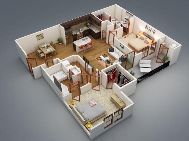 De plus en plus, les logiciels domotiques vous permettent de créer - faire un plan d appartement en ligne