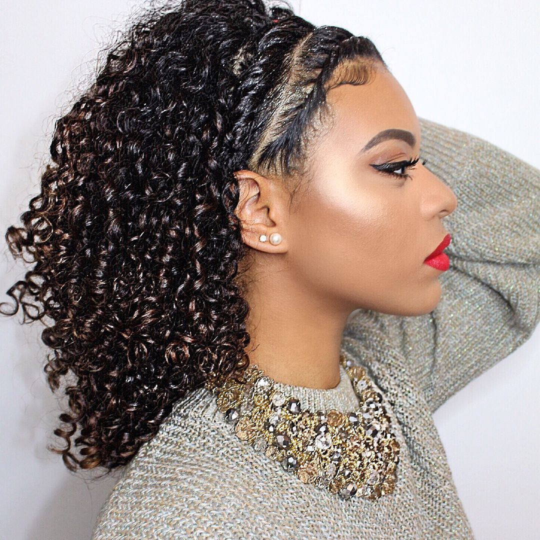 47++ Curly hairstyles for natural black hair inspirations