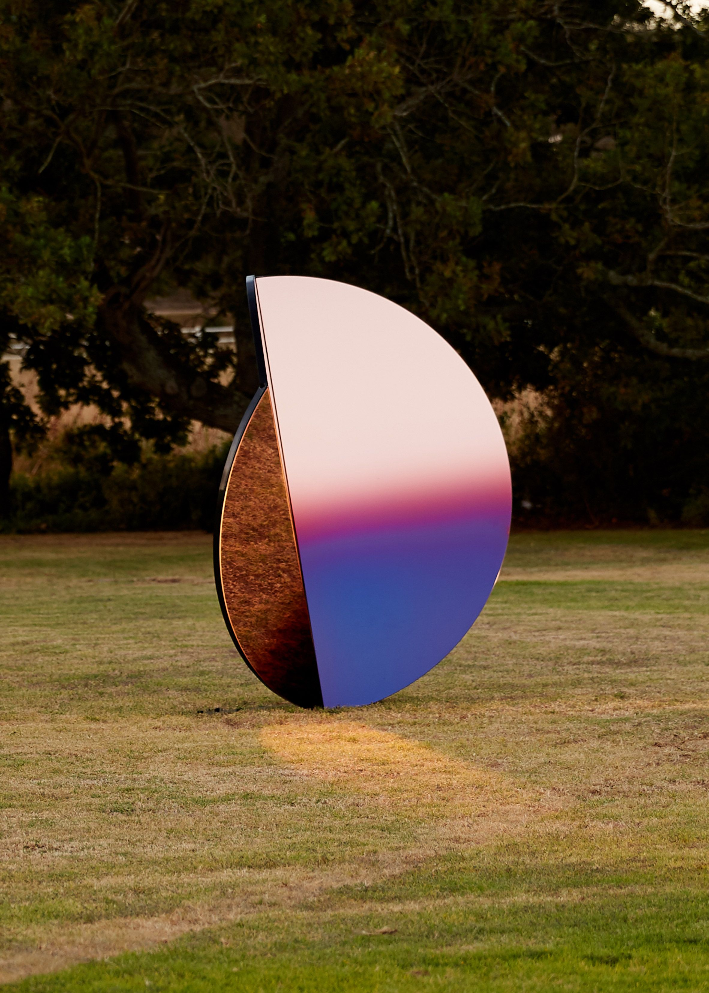Folded Skies installation by Counterspace at Spier Light Art Festival #lightartinstallation