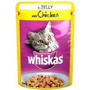 Whiskas Chicken In Jelly Astar Pets Chocolate Shop Chicken Jelly