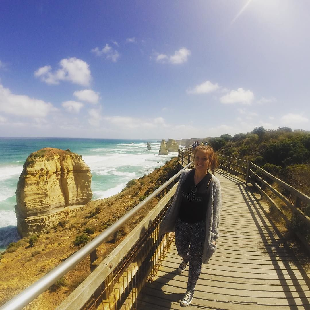 12 apostles ! The most amazing view   #victoria #australia #12apostles #wishwecouldaffordthehelicopterride  by mariamarlenf http://ift.tt/1ijk11S