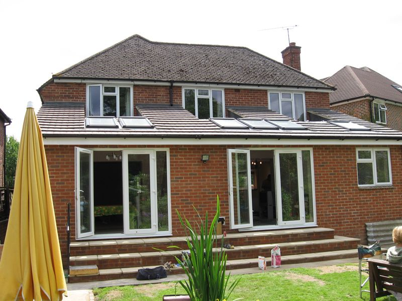 Flat Roof Conservatory Extension   Google Search