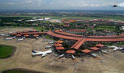 Soekarno Hatta International Airport Soekarno Hatta International Airport International Airport Aerial