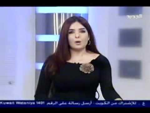 أقوى تعليق على خلع مبارك من اجمل مذيعة عربية Fashion