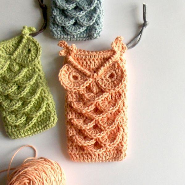 Florence The Owl Crochet Pattern