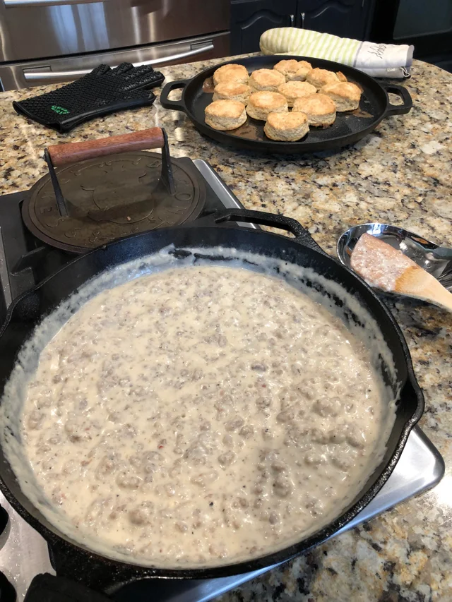 reddit the front page of the Iron pan