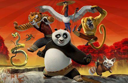 Kungfu Panda Mp3 Ringtones for free download