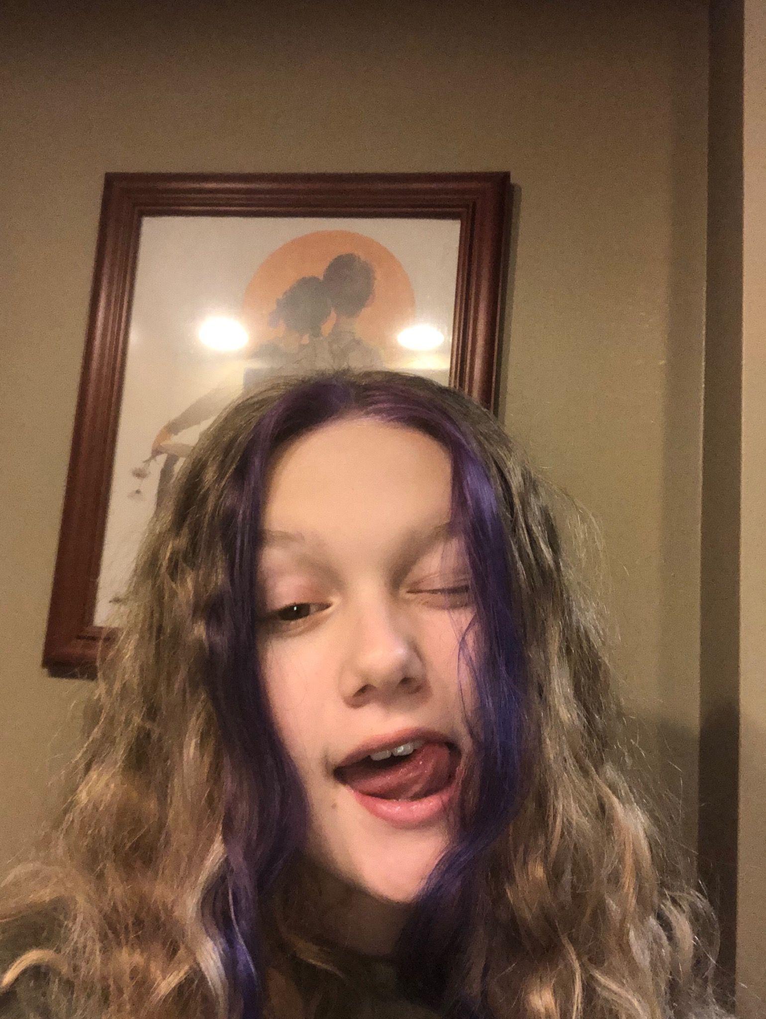 Egirl Hair Front Hair Styles Aesthetic Hair Hair