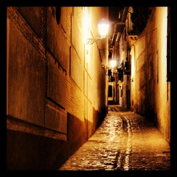 Albaicin, Granada, Espanha.