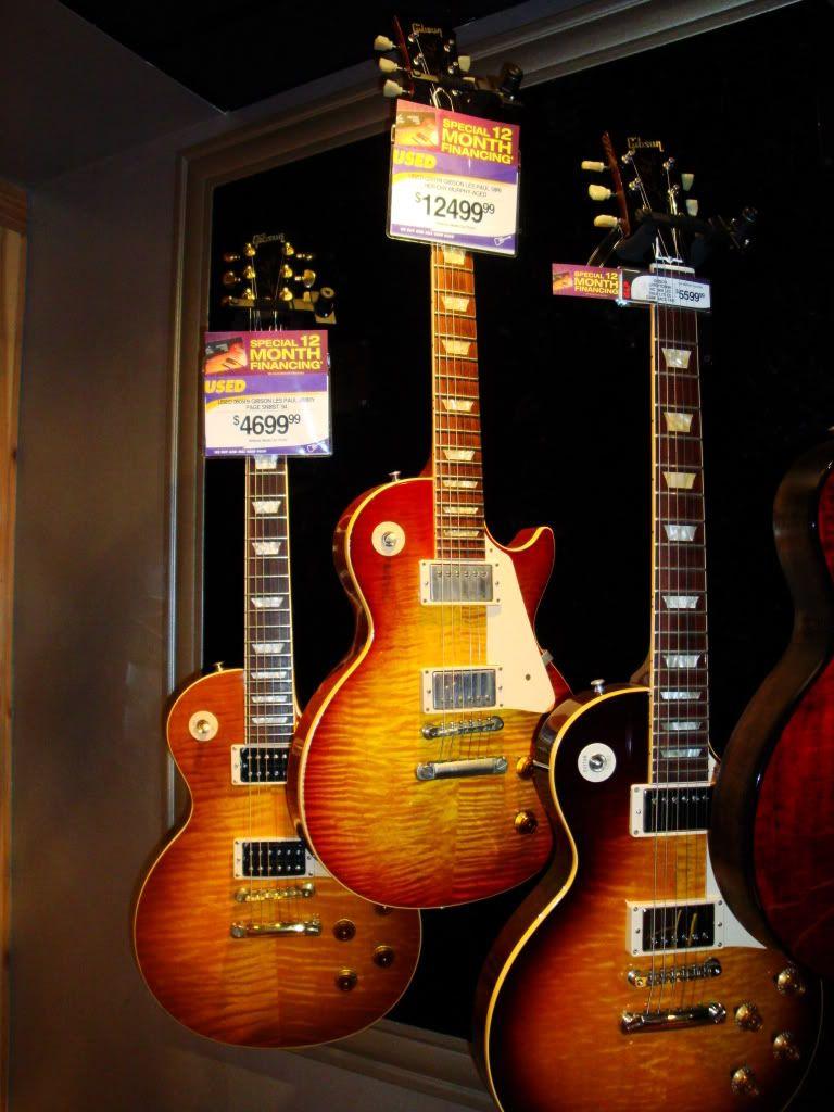 Una de guitarras en L.A.