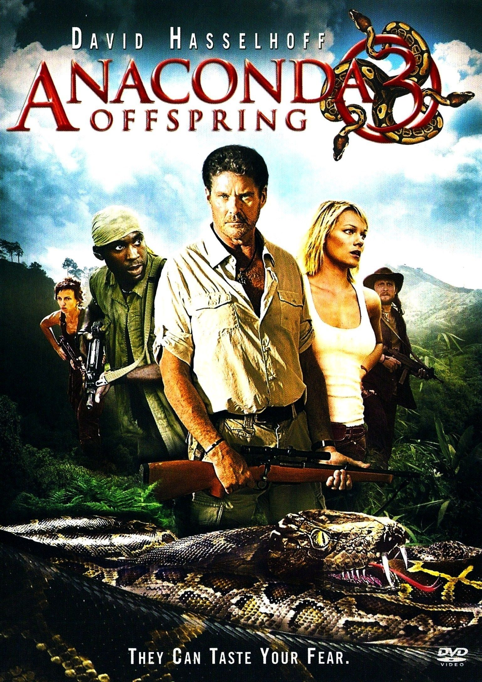 Anaconda 3 Offspring 2008 Movie Review With Images Anaconda