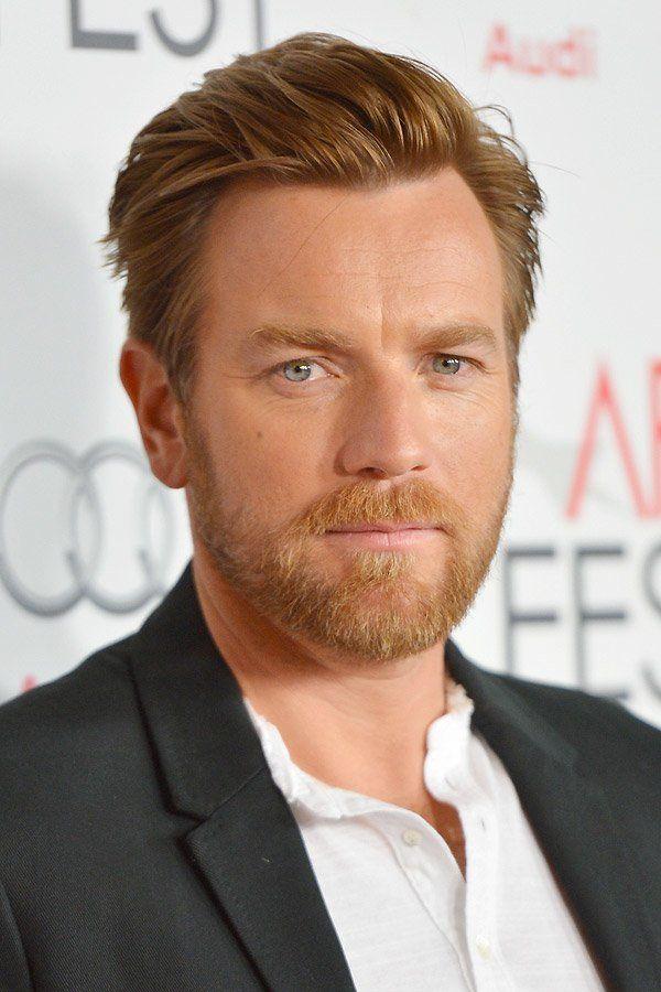 Ewan mcgregor attractive men pinterest barbes for Coupe cheveux mcgregor