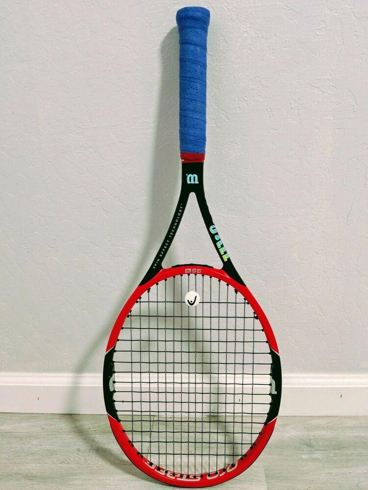 Advertisement(eBay) Wilson Pro Staff 95S Tennis Racquet Mint